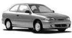 Hyundai Accent седан I